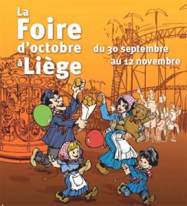Foire Liège 2014